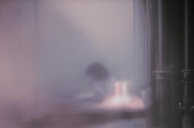 """Ričarda Fratera izstādes projekta dokumentācija """"Retušē reālo ar reālo"""", Alterations, 2010"""