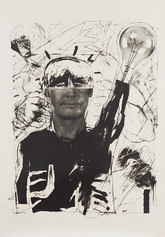 "Andris Breže. ""Aicinājums III"" (1988)"