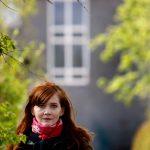 Latvijā viesosies islandiešu rakstniece Oidira Ava Olafsdotira