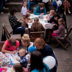 Satori aicina uz bērnu diskusiju un dzejas meistarklasi Kalnciema kvartāla bērnu festivālā