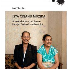 LU LFMI izdevis pētījumu par čigānu (romu) mūziku Latvijā