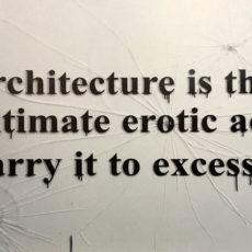 Arhitektūra kā varas un seksuālās politikas konstrukcija