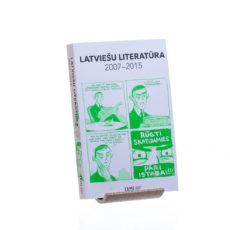 """Iznākusi monogrāfija """"Latviešu literatūra 2007–2015"""""""