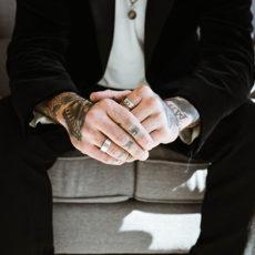 Psihoterapeits – vīrietis. Klients – vīrietis